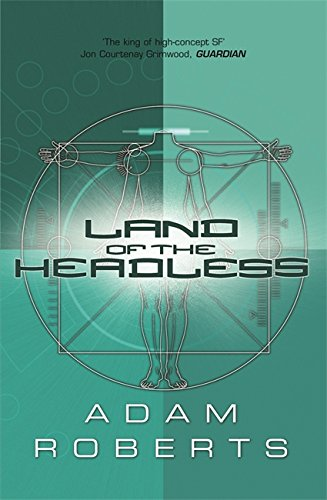 Land of the Headless cover