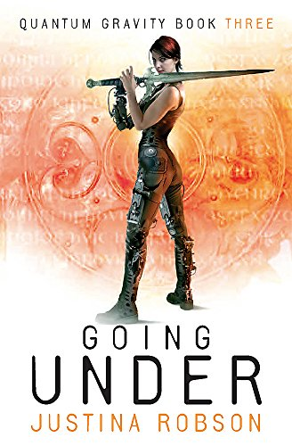 Going Under, UK cover