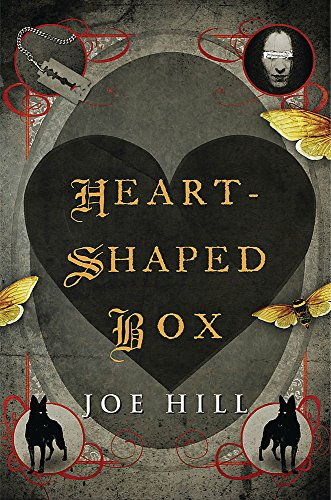 Heart-Shaped Box, UK cover