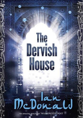 The Dervish House UK cover