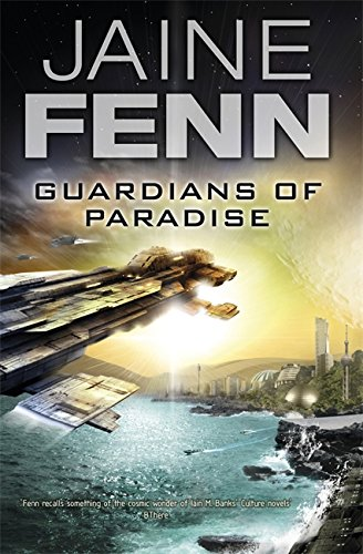 Guardians of Paradise UK cover