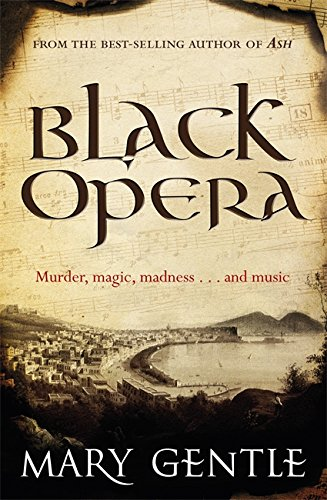 The Black Opera UK cover