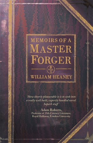 Memoirs of a Master Forger cover