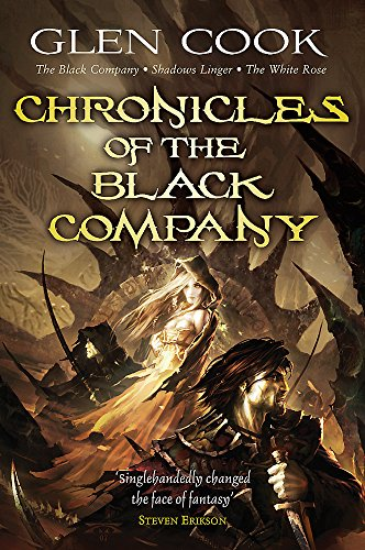 Chronicles of the Black Company cover
