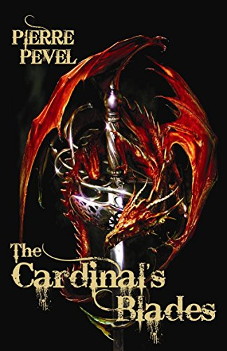 The Cardinal's Blades cover