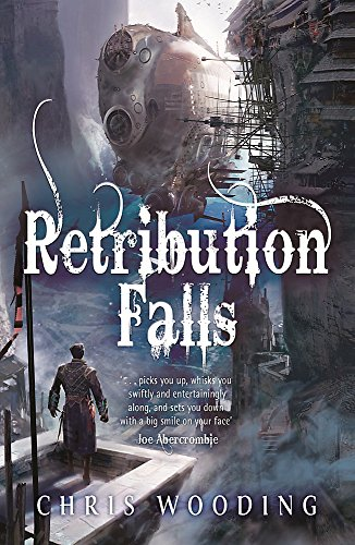 Retribution Falls cover