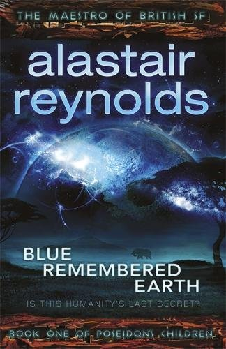 Blue Remembered Earth UK cover