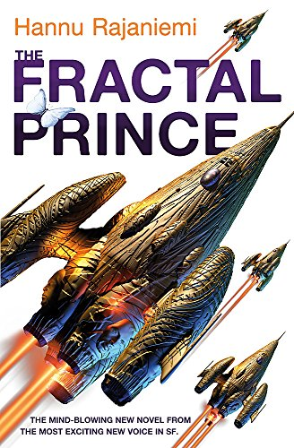 The Fractal Prince UK cover