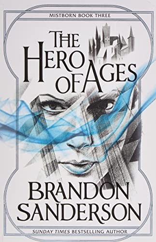 Hero of Ages, UK cover