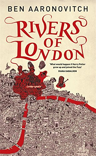Rivers of London UK cover