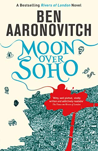 Moon Over Soho UK cover