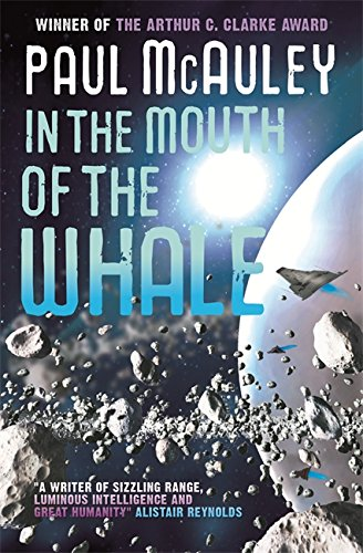 In the Mouth of the Whale cover