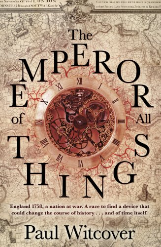 The Emperor of All Things cover