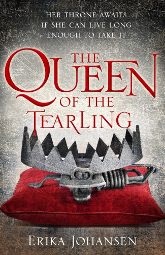 The Queen of the Tearling UK cover
