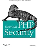 couverture du livre Essential PHP Security