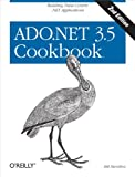 couverture du livre ADO.NET 3.5 Cookbook