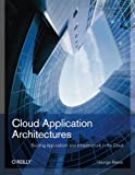 couverture du livre 'Cloud Application Architectures'
