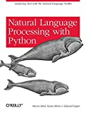 couverture du livre Natural Language Processing with Python