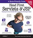 couverture du livre Head First Servlets and JSP
