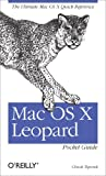 couverture du livre Mac OS X Leopard Pocket Guide