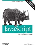 couverture du livre 'JavaScript: The Definitive Guide'