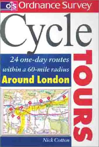 Ordnace Survey Cycle Tours: Around London