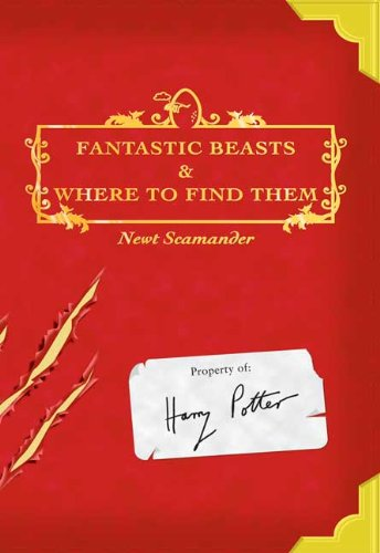 J. K. Rowling, Fantastic Beasts and Where to Find Them