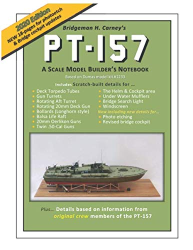 PT-157: A Scale Model Builder's Notebook