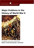 MP Probs in Hist World 1e (Major Problems in American History Series)