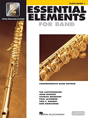 Essential Elements for Band: Comprehensive Band Method : Flute Book 1