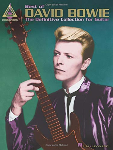 Best of David Bowie: The Definitive Collection for Guitar par