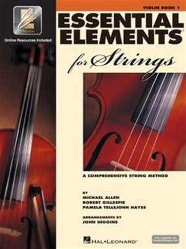 Essential Elements for Strings: A Comprehensive String Method : Violin Book One