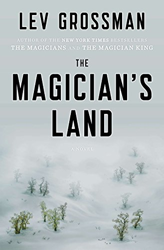The Magician's Land US cover