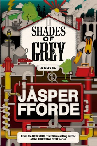Shades of Grey, US cover