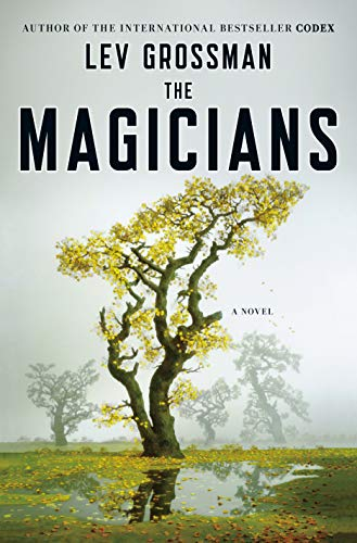 The Magicians, US cover