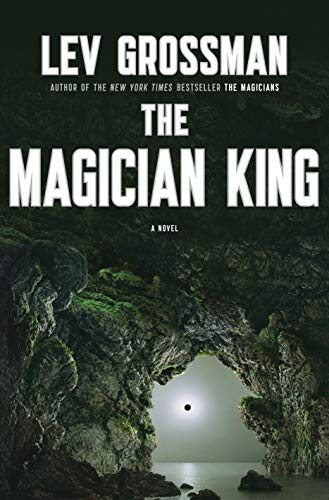 The Magician King US cover