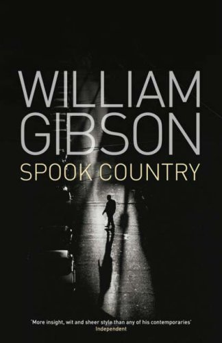 Spook Country, UK cover