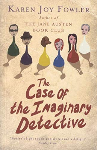 The Case of the Imaginary Detective cover
