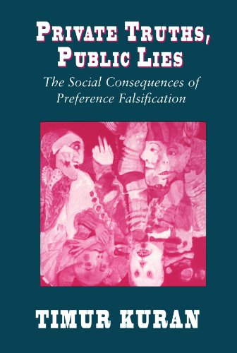 Private Truths, Public Lies – The Social Consequences of Preference Falsification (Paper)