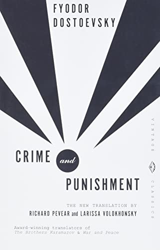 Crime and Punishment: Pevear & Volokhonsky Translation