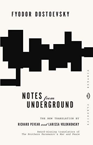 Notes from Underground.