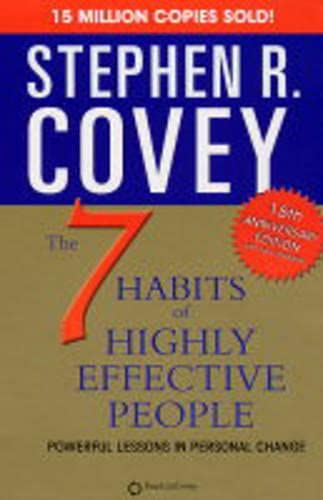 Stephen R. Covey, 7 Habits of Highly Effective People