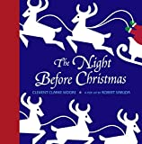 Robert Sabuda, Clement Clarke Moore, The Night Before Christmas