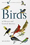 Birds of Mexico and Central America (Princeton Illustrated Checklists) by Ber van Perlo. Princeton University Press.