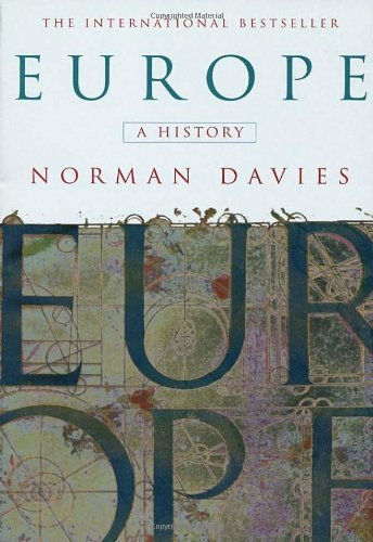Norman Davies, Europe: A History