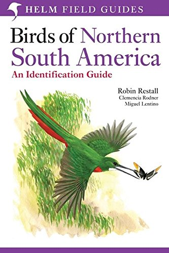 Peterson Field Guide to Birds of Northern Central America ...