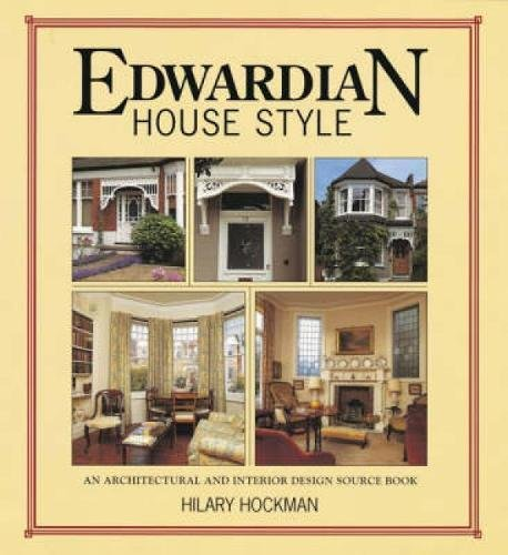 Period Property Uk Books Edwardian