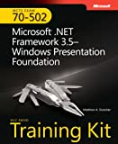 couverture du livre Microsoft .NET Framewok 3.5 - Windows Presentation Foundation