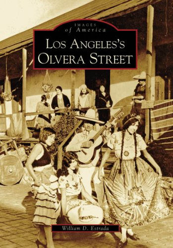 Los Angeles's Olvera Street