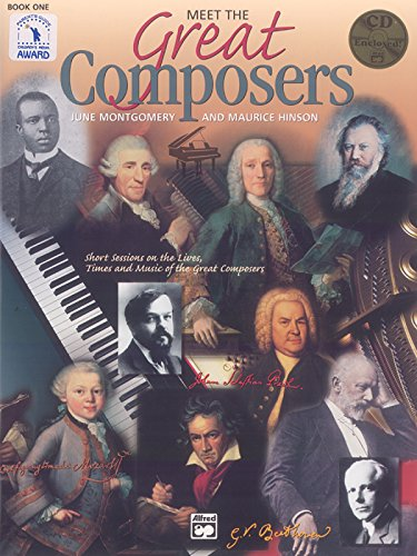 Meet the Great Composers Classroom Kit: Book 1